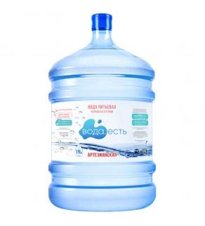 Вода артезианская 19 литров
